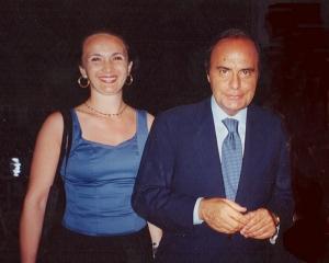 Con Bruno Vespa