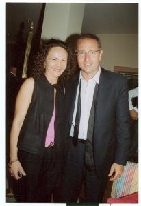 Con Paolo Bonolis