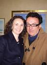Con Valerio Albisetti